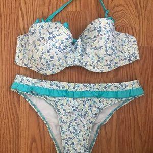 Kayline Collection Swim - Brand New Halter Bikini by Kayline Collection